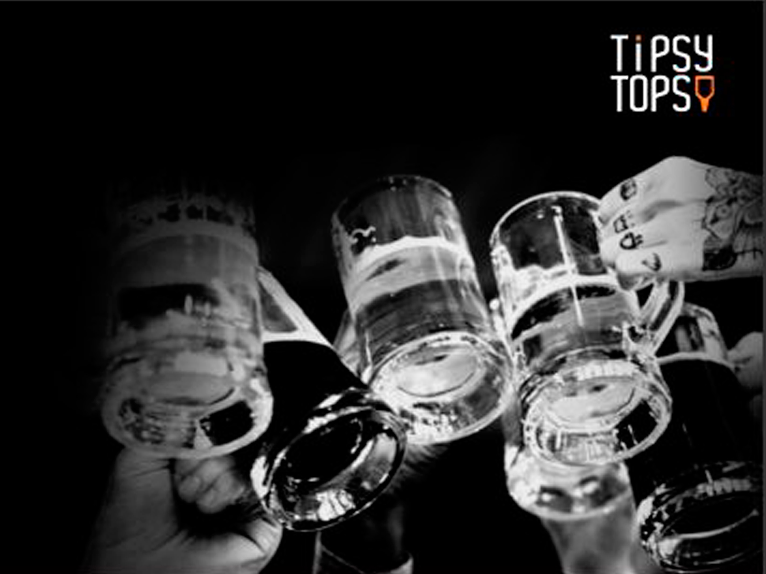Order your liquors online at Tipsy Topsy