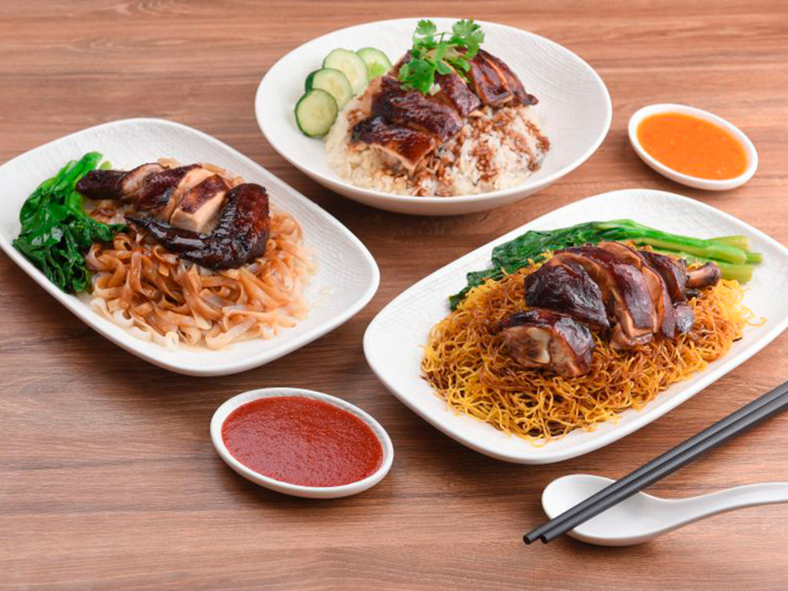 Try the First Soy Sauce Chicken in Singapore