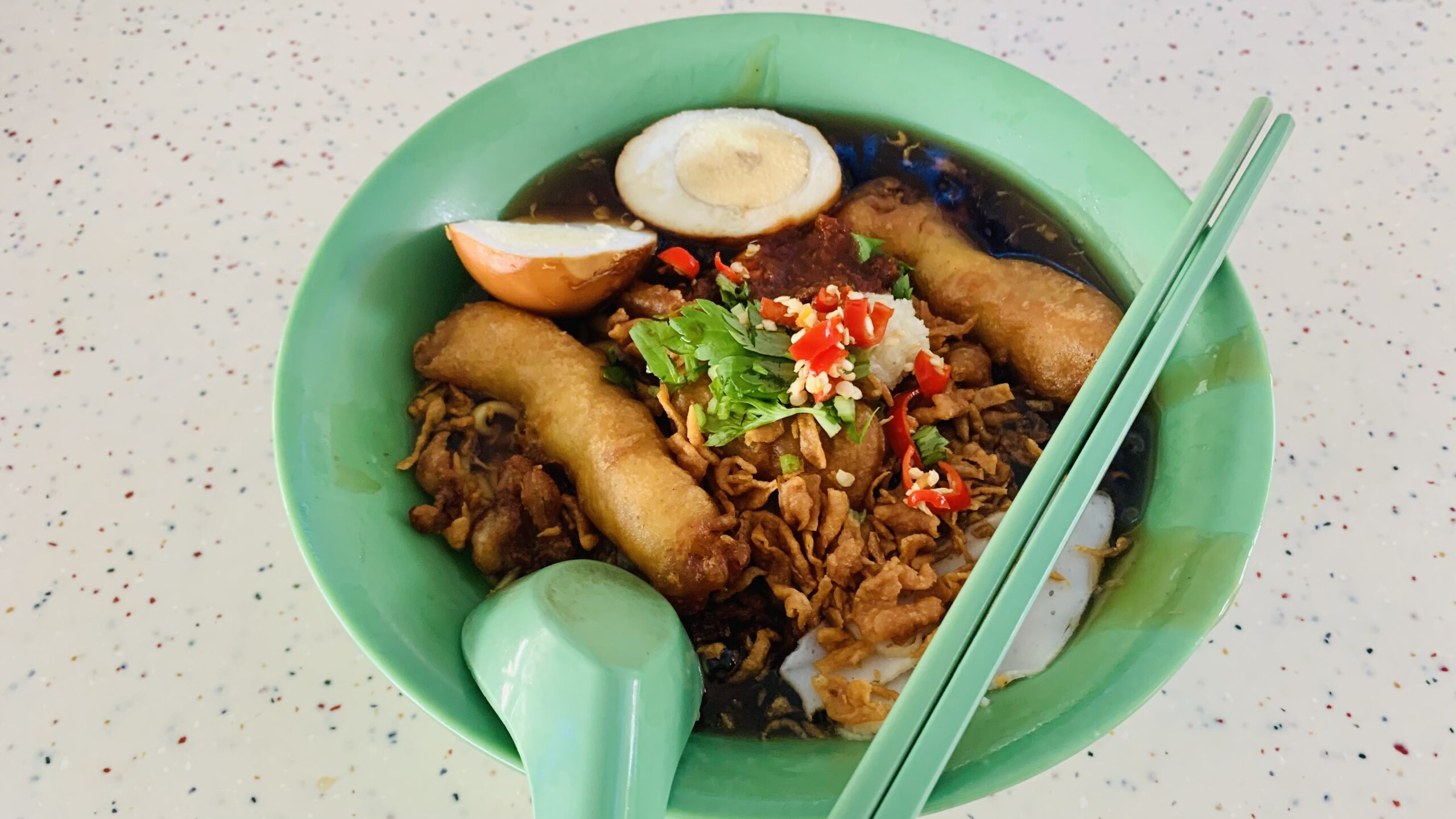 The Ultimate Hawker Food Michelin Guide: Lor Mee 178
