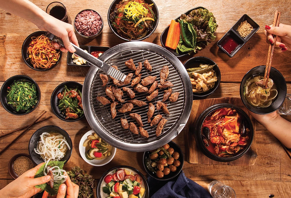 The Ultimate Korean Food Guide