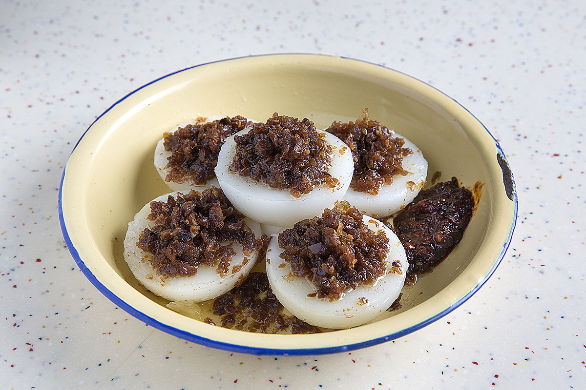 The Ultimate Hawker Food Michelin Guide: Jian Bo Shui Kueh
