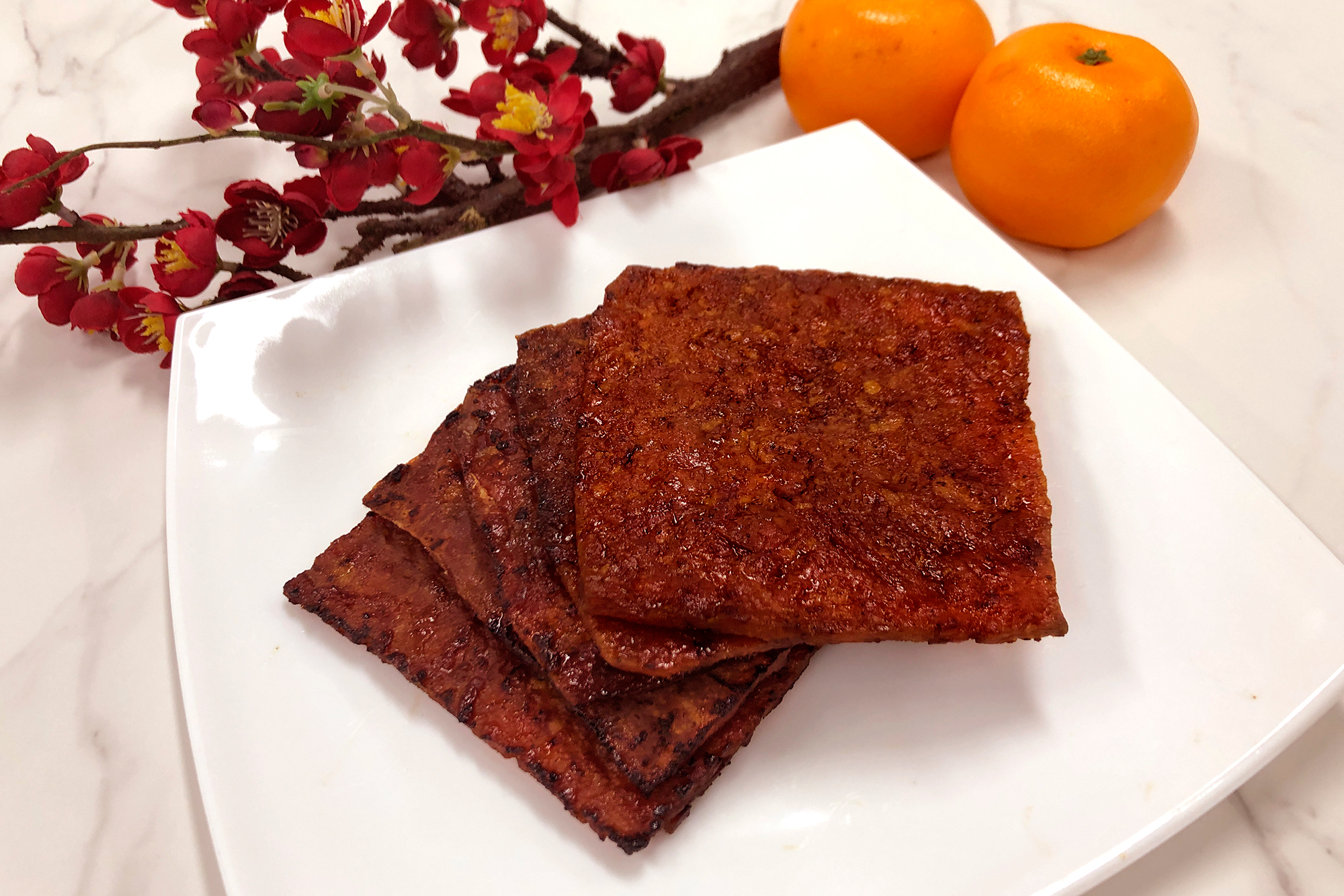 Delicious Bak Kwa Galore