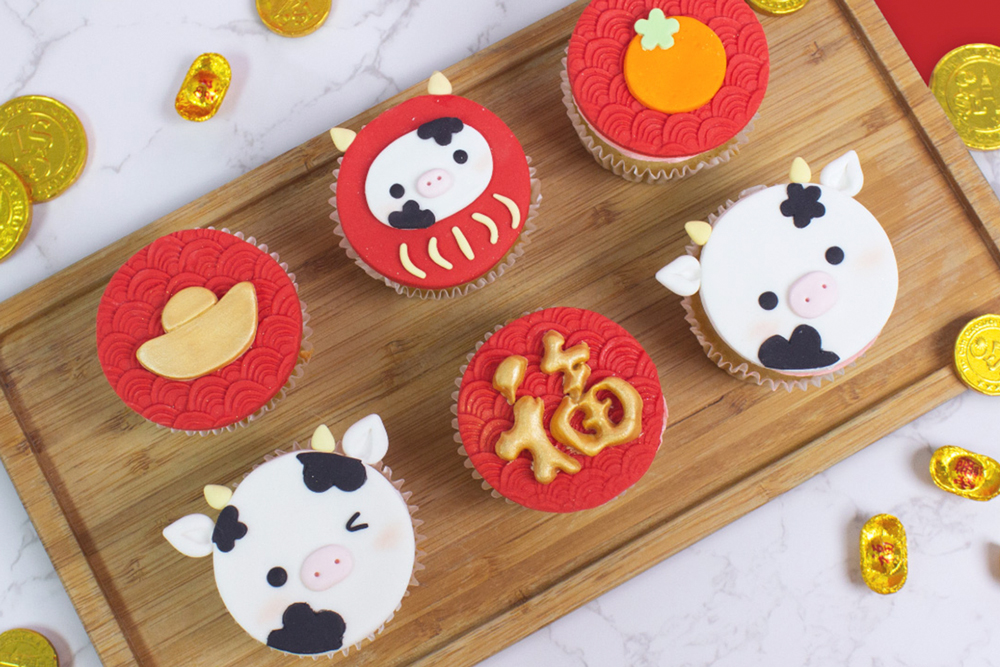 Get delectable CNY Goodies and Customised Cakes at J Petite Patisserie