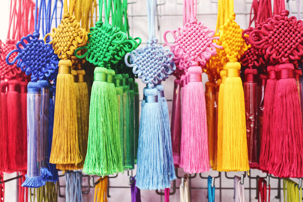 Get Lucky this Chinese New Year with Good Luck Tassels